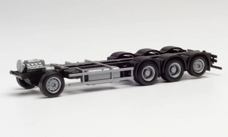 Scania CR/CS Triple 4as Chassis 2st.